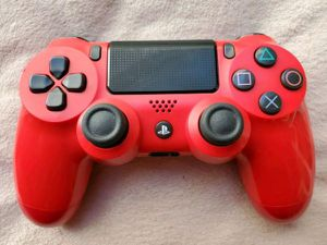 Magma Red Ps4 Controller for Sale in Fontana, CA
