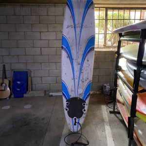 Wavestorm Surfboard 8ft for Sale in Los Angeles, CA