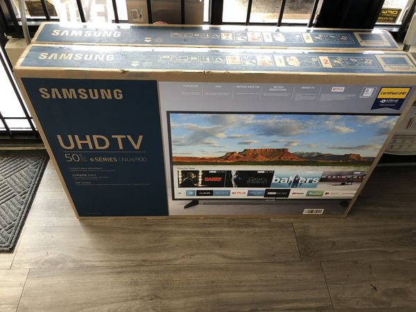 Samsung Smart TV 50 inch ((( take it home with 50$, no credit needed)))