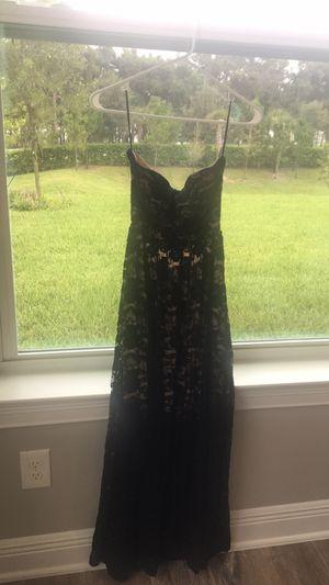 Black lace dress for Sale in Winter Garden, FL