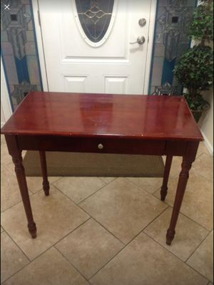 Brand new in unopened box mahogany wood desk for Sale in Sterling Heights, MI
