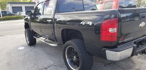 2008 Chevrolet Silverado 1500 4WD Crew Cab LTZ for Sale in Ellenton, FL