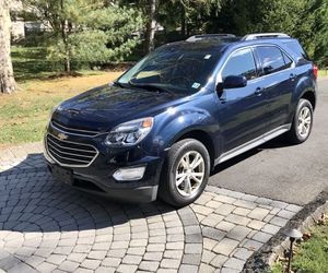 2016 Chevy Equinox LT AWD Carfax Certified 1-owner for Sale in Holmdel, NJ