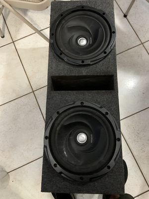 Cars speakers Bose for Sale in Opa-locka, FL