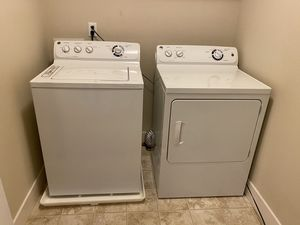 GE Washer and Dryer Set for Sale in Hillsboro, OR