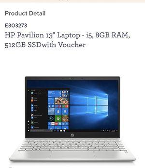HP Pavilion Laptop for Sale in Covington, GA