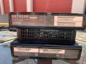 Negear modem and router in one for Sale in Berkeley, CA