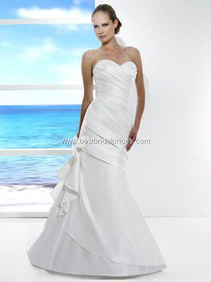 Moonlight T482 Wedding Dress, New, White, Size 14 for Sale in Denver, CO