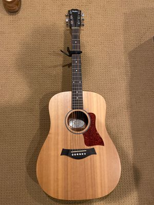 Slight used big baby taylor acoustic guitar for Sale in Carlsbad, CA