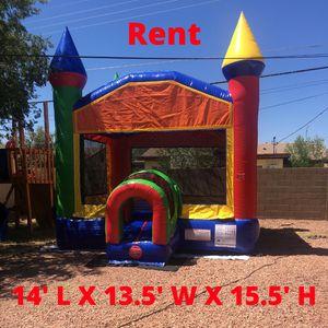Rainbow Bounce Castle for Sale in Phoenix, AZ