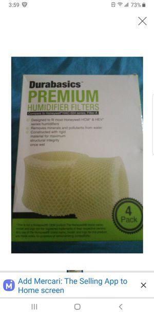 Durabasics Premium Humidifiers Filter for Sale in Las Vegas, NV
