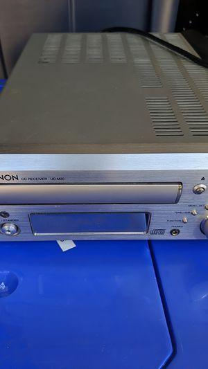 Denon mini CD receiver amplifier for Sale in Lakewood, CO