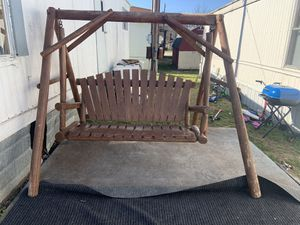 Wooden swing for Sale in Paducah, KY