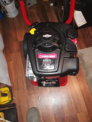 Troy bilt 2800 PSI gas powered pressure washer for Sale in Columbus, OH