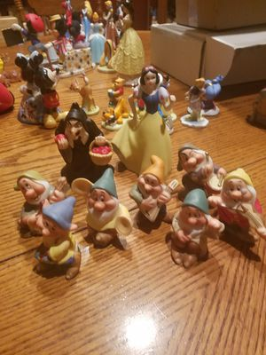 Disney porcelain Snow White set for Sale in Gresham, OR