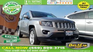 2017 Jeep Compass for Sale in Fresno , CA