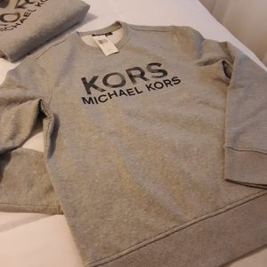 New Authentic Michael Kors Men's Sweater Size Medium And Large for Sale in Long Beach, CA