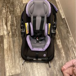 Infant Car Seat And Base for Sale in San Angelo,  TX