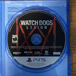 Watchdogs Legion PS5 for Sale in Mount Pleasant,  SC
