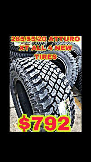 SUPER LLANTAS 285 55 20 for Sale in Phoenix, AZ