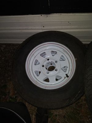 New Trailer wheels and tires for Sale in Spanaway, WA