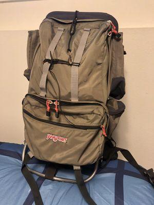JanSport Men's Hefty Backpacking Backpack for Sale in Hillsboro, OR