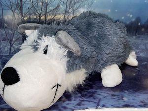 "Flip A Zoo Asher Husky Poppi Polar Bear 16"" plush toy for Sale in Long Beach, CA"