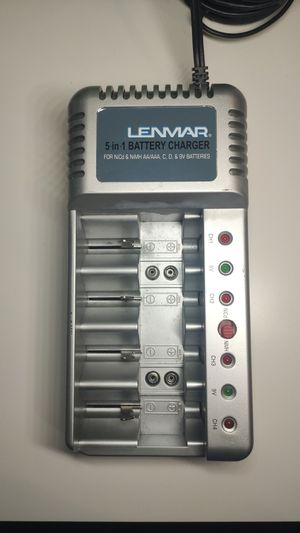 Battery Charger For NiCd & NiMH for Sale in Capitol Heights, MD