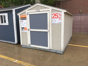 Tuff Shed at 25% OFF!! for Sale in Allen Park, MI