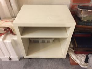 End table or tv stand. Solid. Not ikea furniture. for Sale in Fremont, CA