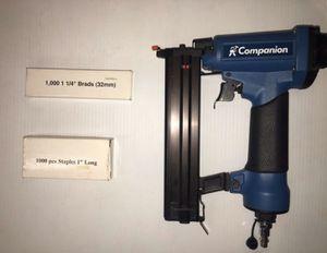 Companion Nail/Staple Gun for Sale in Oak Lawn, IL