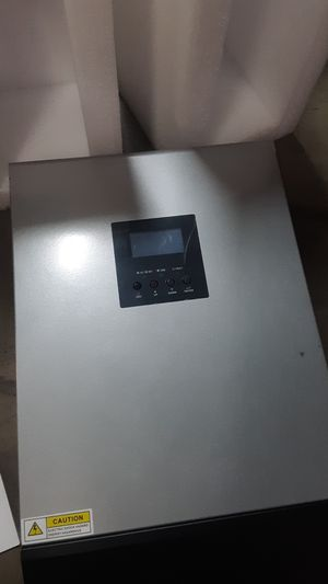 1KVA-5KVA inverter/charger for Sale in Hesperia, CA