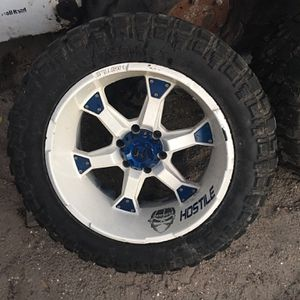 Wheel And Tires for Sale in Tampa, FL
