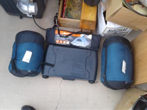 Camping equipment for Sale in Lakeside, TX