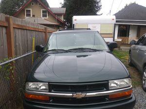 CHEVY BLAZER 4X4. SOLID SUV. 2 door.... for Sale in Everett, WA