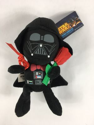 "9"" Darth Vader with Rose Star Wars Valentine's Day Plush Doll NEW! for Sale, used for sale  Trenton, NJ"