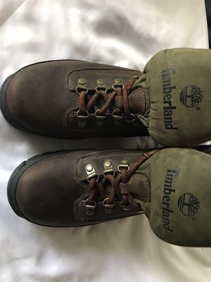 Timberland hiking men's 8.5 for Sale in East Windsor, NJ