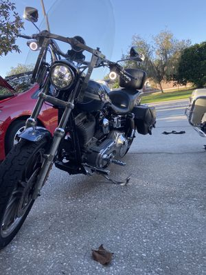 2003 super glide Harley Davidson motorcycle for Sale in Odessa, FL