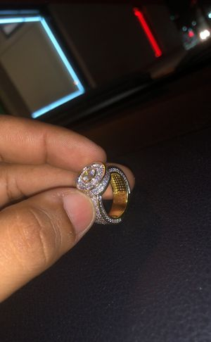 Pinky ring lab diamonds for Sale in Dallas, TX