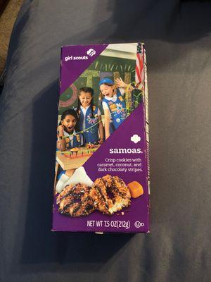 Samoas! Girl Scout Cookies for Sale in Murfreesboro, TN