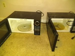 New microwave ovens for Sale in Abilene, TX