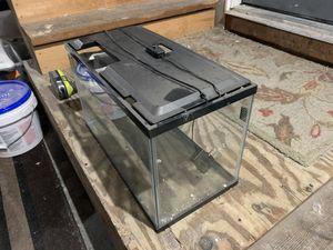 Fish small animal tank for Sale in Jamestown, RI