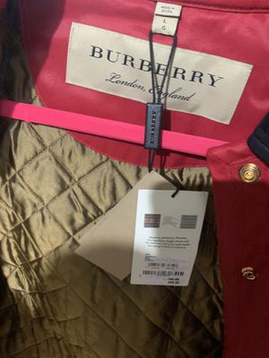 burberry red cost for Sale in Los Angeles, CA