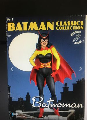 Tweeterhead Classics Collection Batwoman statue for Sale in Maple Valley, WA