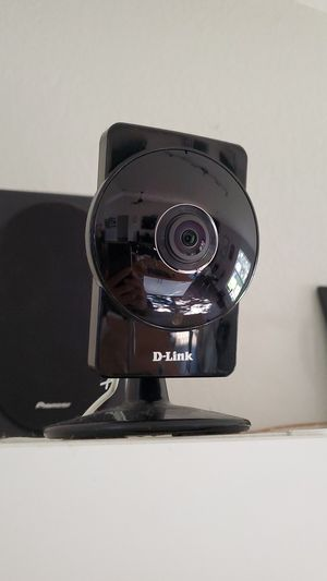 D-Link camera security alarm for Sale in Haines City, FL