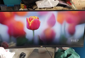 """Gaming Dell 34"""" Curved LED Monitor for Sale in Bakersfield, CA"""