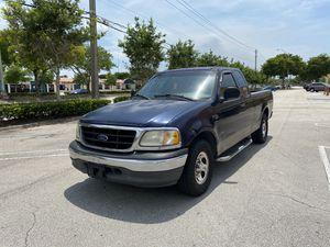 2002 FORD F150 XL SUPER CAB for Sale in Pompano Beach, FL