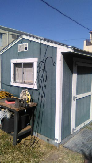 Tuff shed $750. 8×10 for Sale in HUNTINGTN BCH, CA