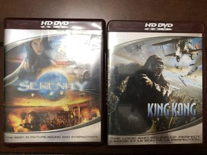 Serenity and King King HD-DVDs for Sale in Jacksonville, FL