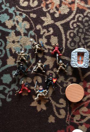 Hasbro mini Castlemen for Sale in Durham, NC